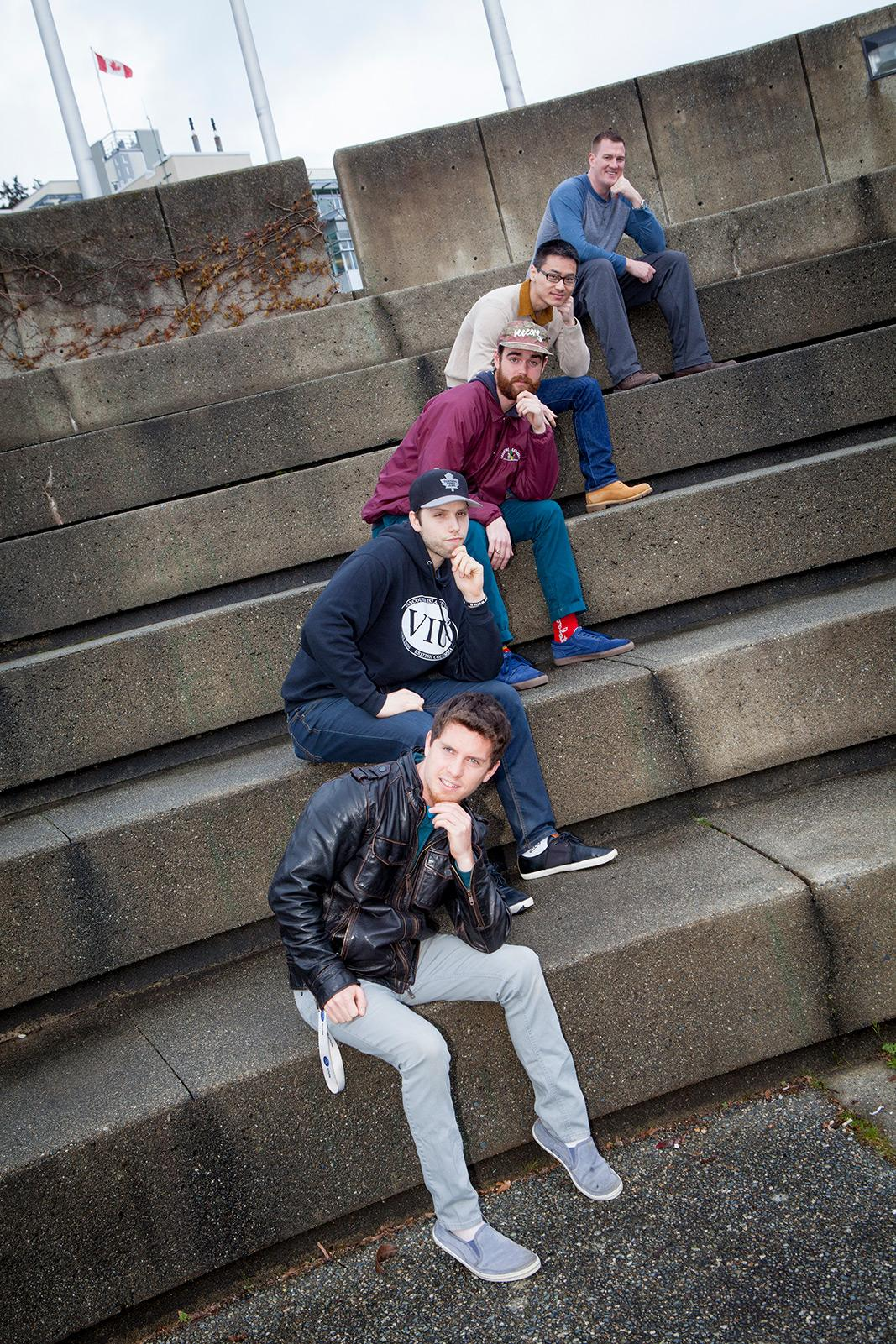"Bachelor of Business Administration 2016 ""Boys Band"""