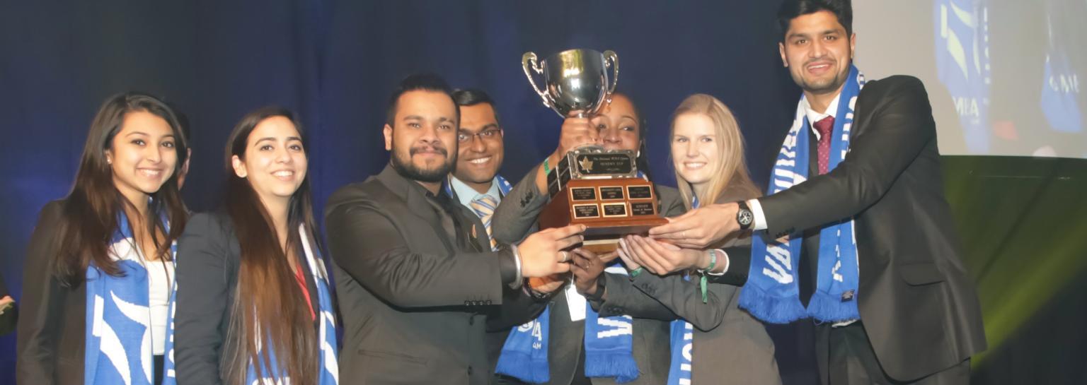 VIU Wins National MBA Games 2017