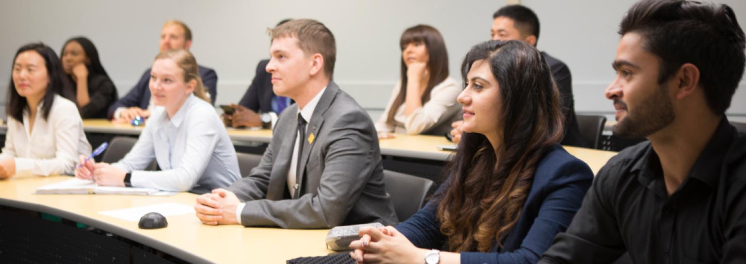 Graduate Business Studies